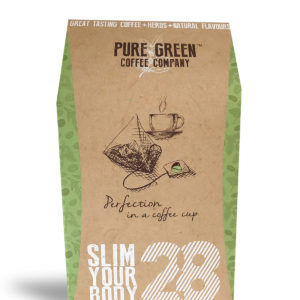 Detox Green Coffee 28 Day Front