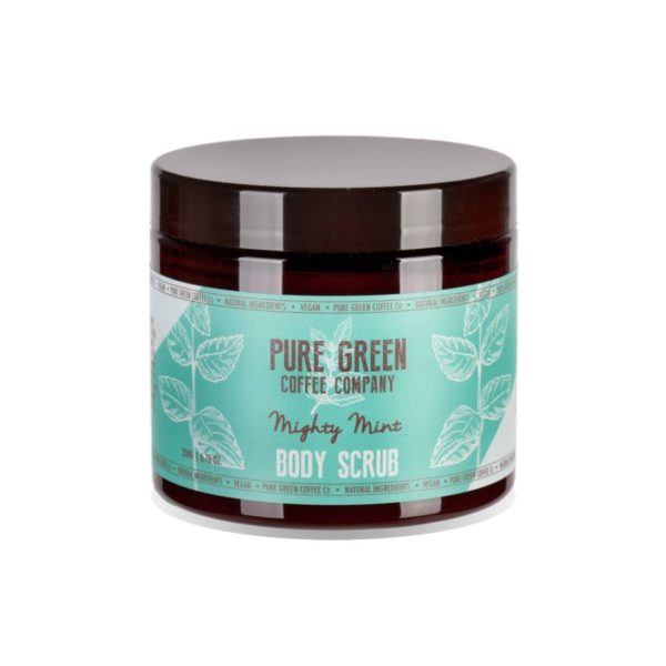 Mighty Mint Body Scrub 1