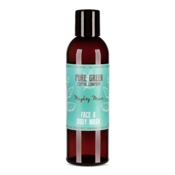 Mighty Mint Face & Body Wash 1