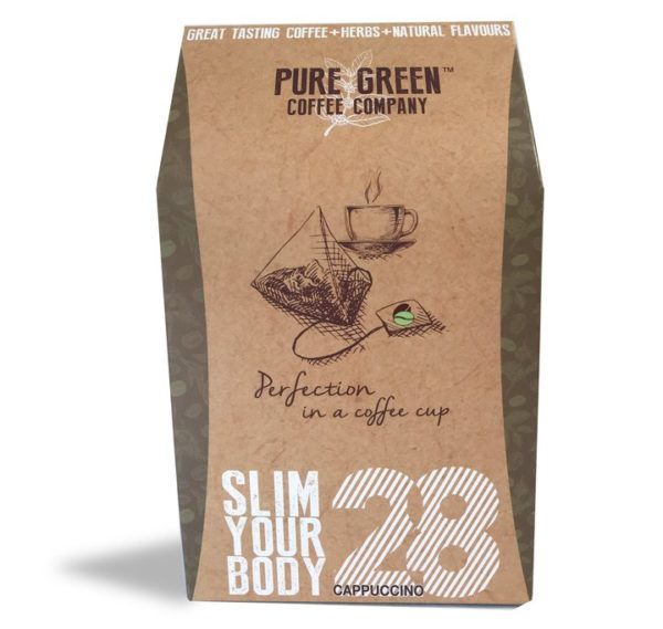 Detox Cappuccino Green Coffee 28 Program 1