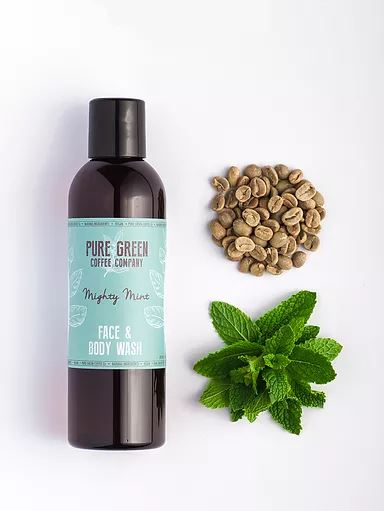 Mighty Mint Face & Body Wash