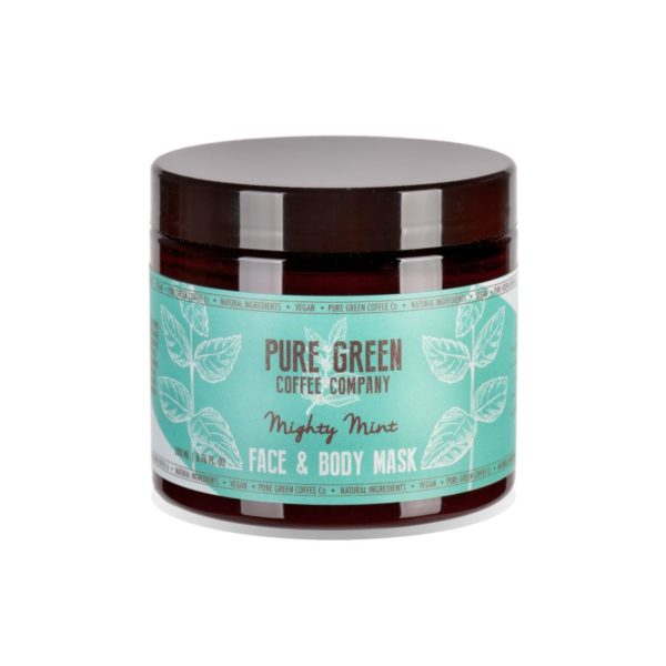 Mighty Mint Face & Body Mask 1