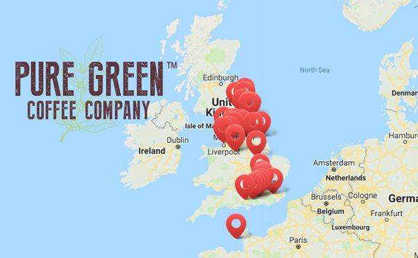Detox Green Coffee 28 Program available across the UK